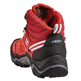 Keen Wanderer Mid WP - Chaussures Femme - rouge